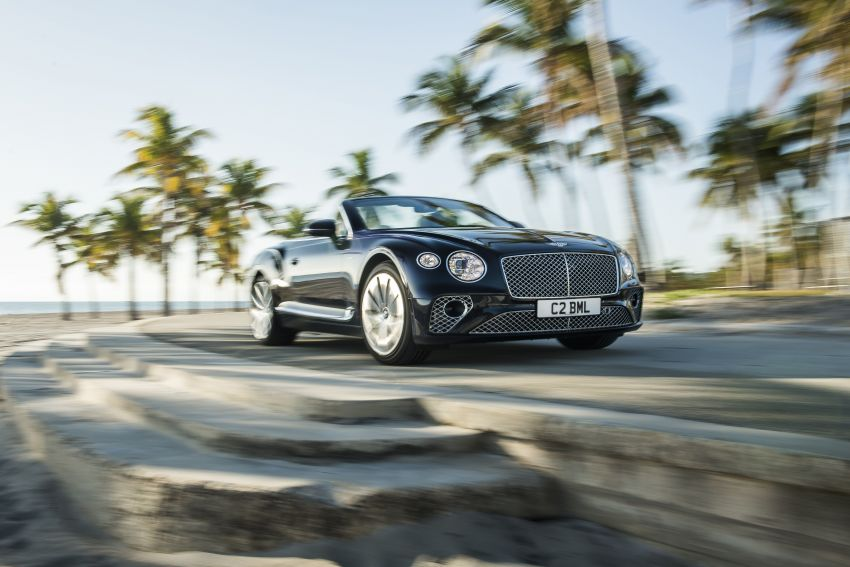 Bentley Continental GT V8 models unveiled – 542 hp Image #936203