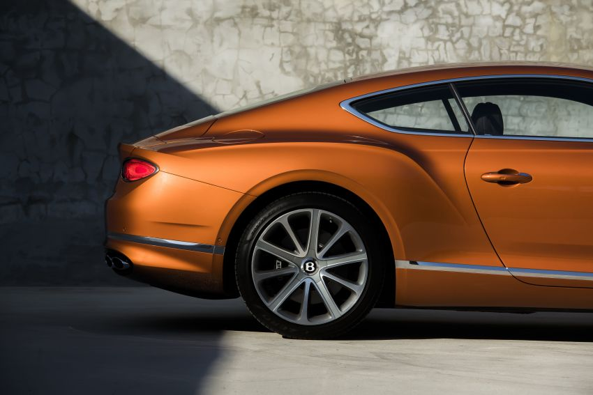 Bentley Continental GT V8 models unveiled – 542 hp Image #936226