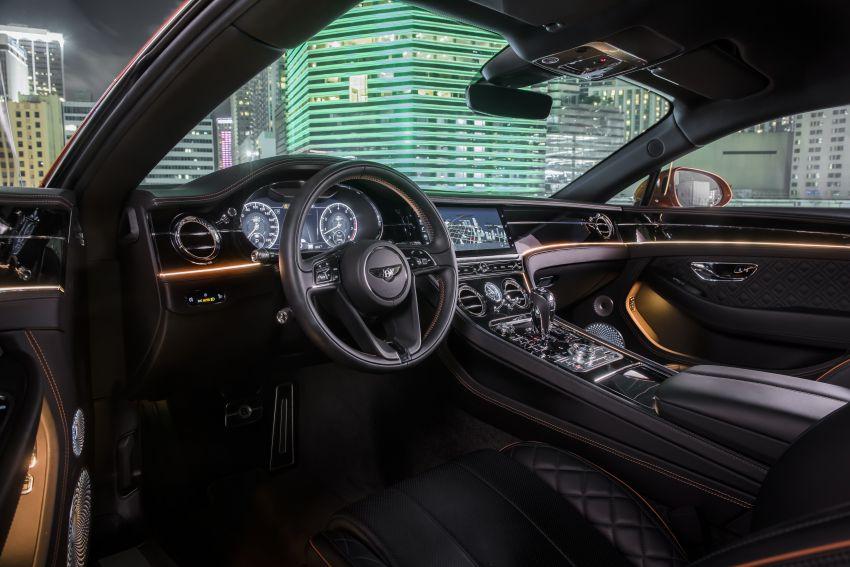 Bentley Continental GT V8 models unveiled – 542 hp Image #936230
