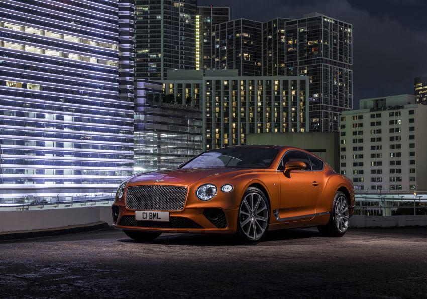Bentley Continental GT V8 models unveiled – 542 hp Image #936231