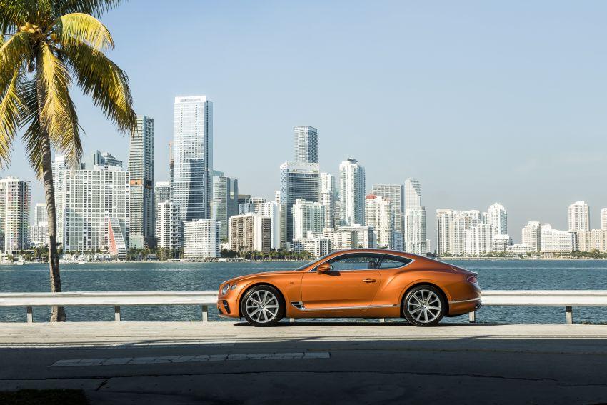 Bentley Continental GT V8 models unveiled – 542 hp Image #936219