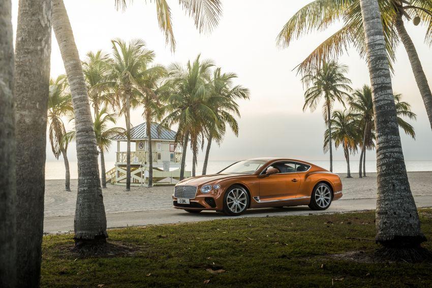 Bentley Continental GT V8 models unveiled – 542 hp Image #936222