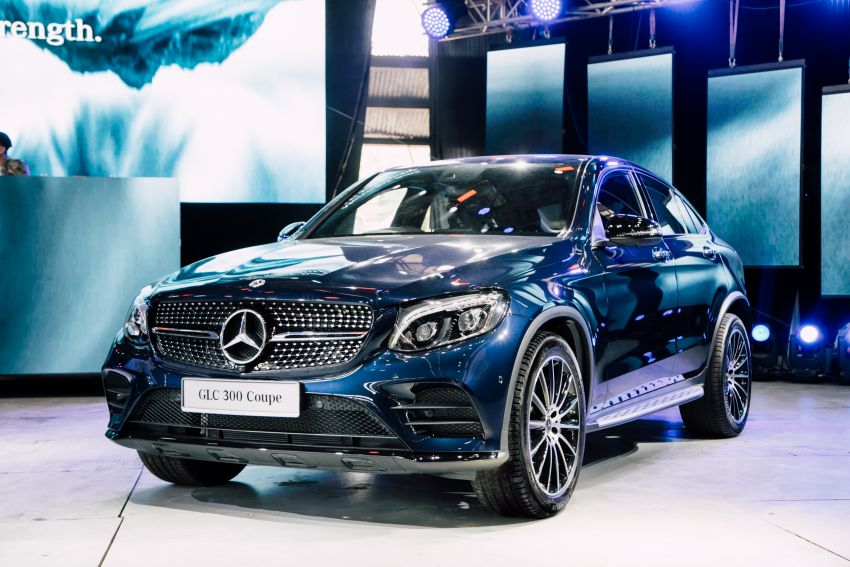 C253 Mercedes-Benz GLC300 4Matic Coupe debuts in Malaysia – CKD; estimated price from RM399,888 Image #937708