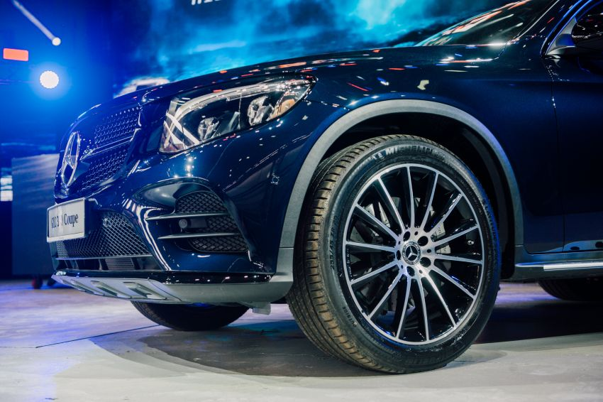 C253 Mercedes-Benz GLC300 4Matic Coupe debuts in Malaysia – CKD; estimated price from RM399,888 Image #937717