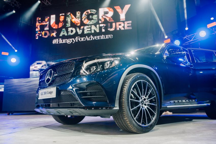 C253 Mercedes-Benz GLC300 4Matic Coupe debuts in Malaysia – CKD; estimated price from RM399,888 Image #937718