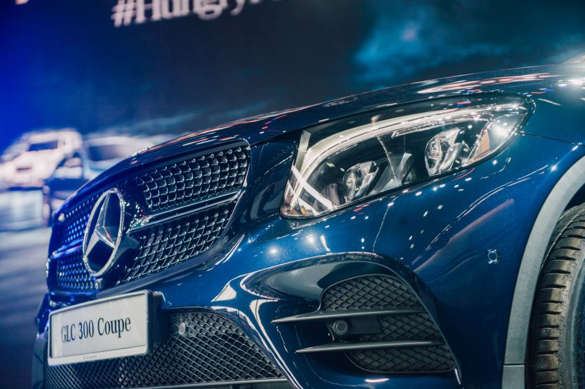 C253 Mercedes-Benz GLC300 4Matic Coupe debuts in Malaysia – CKD; estimated price from RM399,888 Image #937719