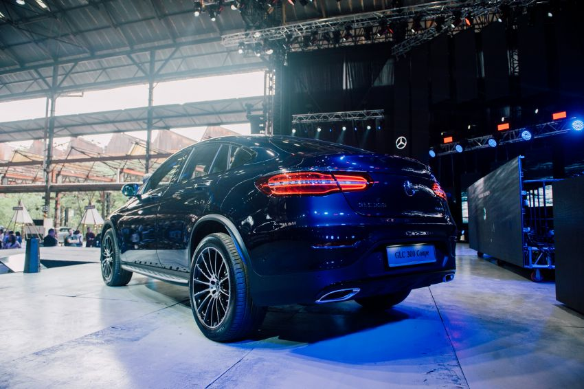 C253 Mercedes-Benz GLC300 4Matic Coupe debuts in Malaysia – CKD; estimated price from RM399,888 Image #937720