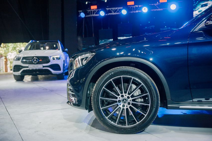 C253 Mercedes-Benz GLC300 4Matic Coupe debuts in Malaysia – CKD; estimated price from RM399,888 Image #937721