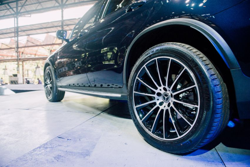 C253 Mercedes-Benz GLC300 4Matic Coupe debuts in Malaysia – CKD; estimated price from RM399,888 Image #937722