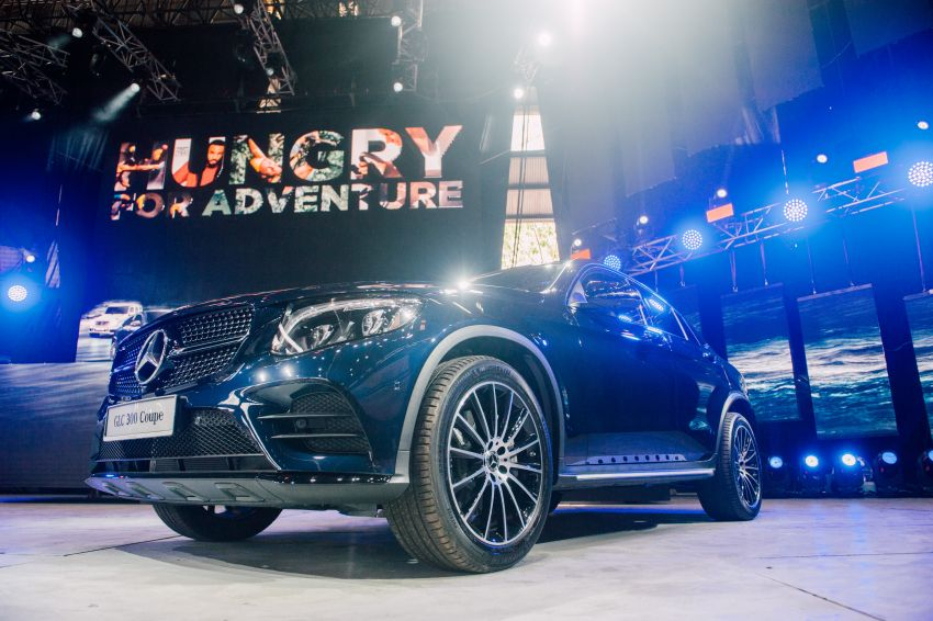 C253 Mercedes-Benz GLC300 4Matic Coupe debuts in Malaysia – CKD; estimated price from RM399,888 Image #937723