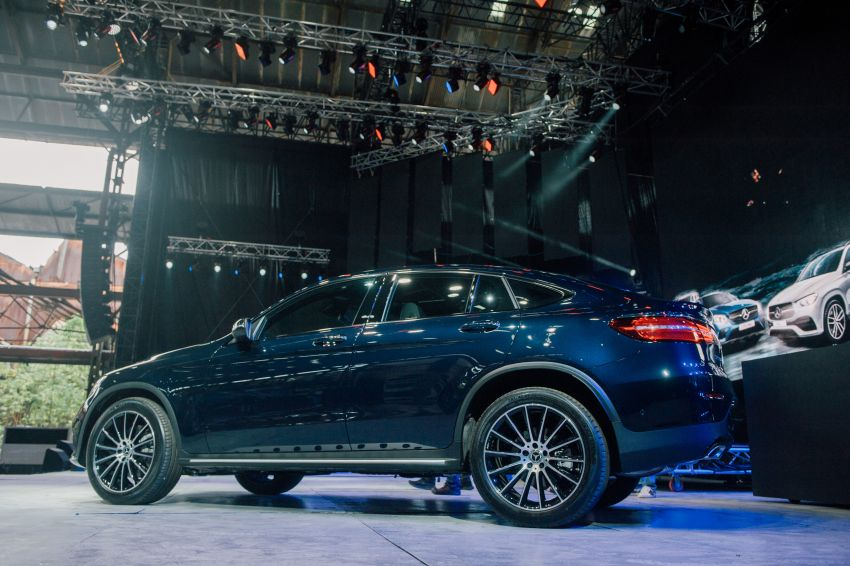 C253 Mercedes-Benz GLC300 4Matic Coupe debuts in Malaysia – CKD; estimated price from RM399,888 Image #937724