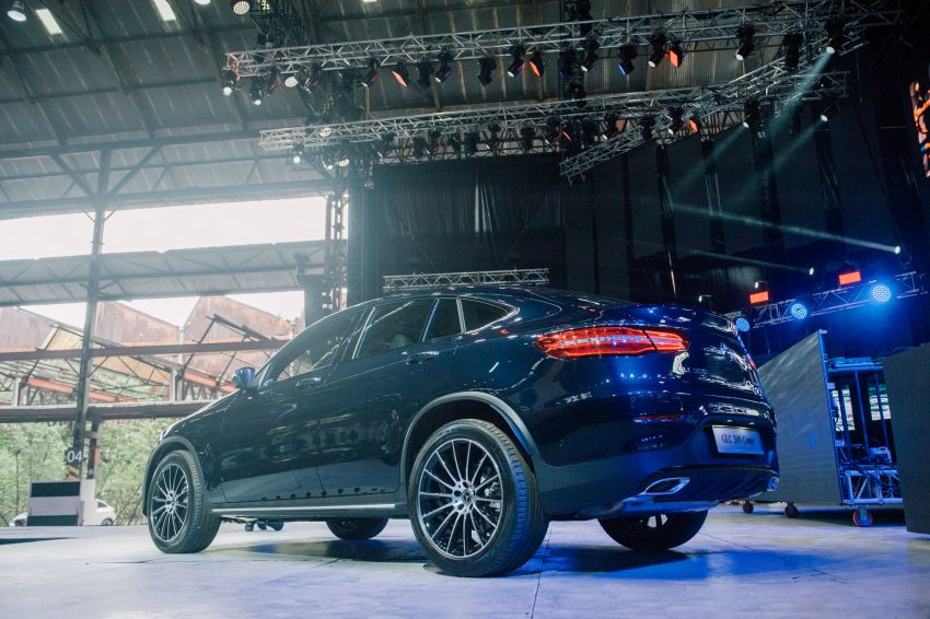 C253 Mercedes-Benz GLC300 4Matic Coupe debuts in Malaysia – CKD; estimated price from RM399,888 Image #937725