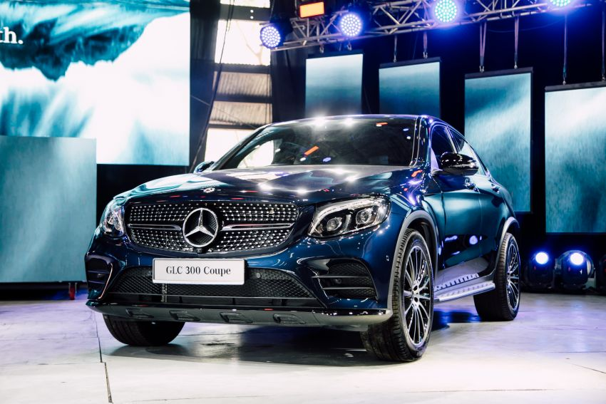 C253 Mercedes-Benz GLC300 4Matic Coupe debuts in Malaysia – CKD; estimated price from RM399,888 Image #937709