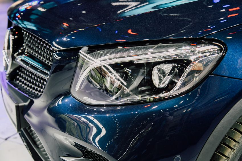 C253 Mercedes-Benz GLC300 4Matic Coupe debuts in Malaysia – CKD; estimated price from RM399,888 Image #937732