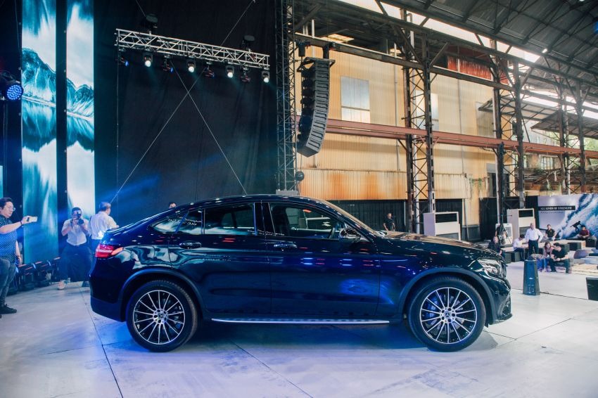 C253 Mercedes-Benz GLC300 4Matic Coupe debuts in Malaysia – CKD; estimated price from RM399,888 Image #937710