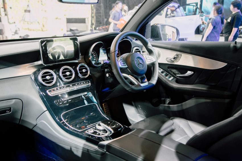 C253 Mercedes-Benz GLC300 4Matic Coupe debuts in Malaysia – CKD; estimated price from RM399,888 Image #937741