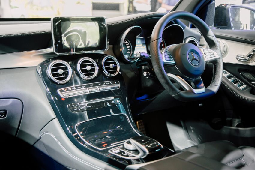 C253 Mercedes-Benz GLC300 4Matic Coupe debuts in Malaysia – CKD; estimated price from RM399,888 Image #937742