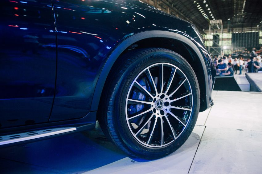 C253 Mercedes-Benz GLC300 4Matic Coupe debuts in Malaysia – CKD; estimated price from RM399,888 Image #937711
