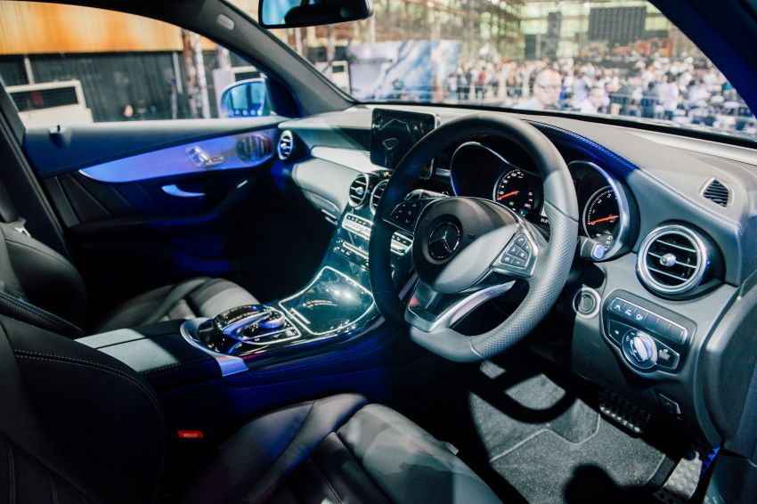 C253 Mercedes-Benz GLC300 4Matic Coupe debuts in Malaysia – CKD; estimated price from RM399,888 Image #937713