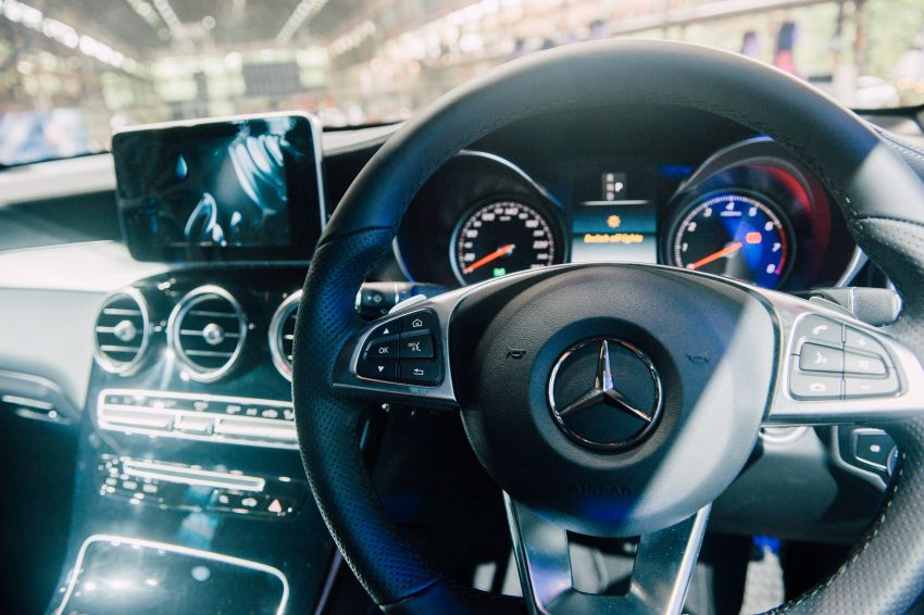 C253 Mercedes-Benz GLC300 4Matic Coupe debuts in Malaysia – CKD; estimated price from RM399,888 Image #937714