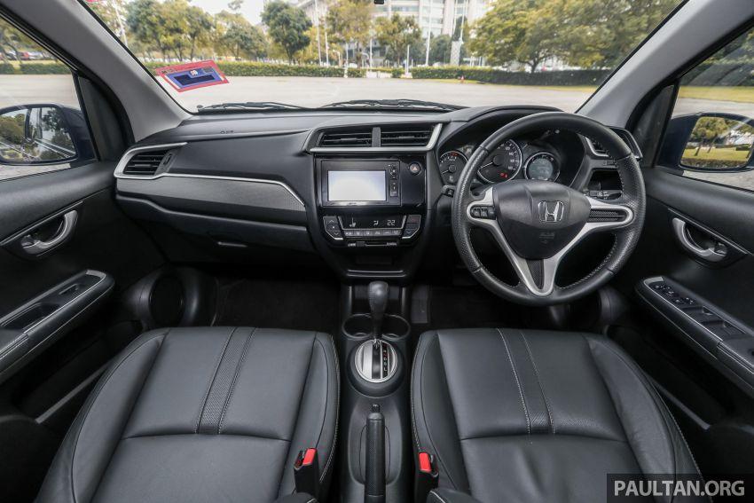 Driven Web Series 2019: affordable seven-seaters – new Perodua Aruz vs Honda BR-V vs Toyota Sienta Image #928599