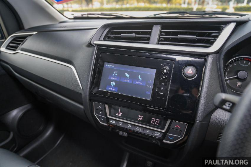 Driven Web Series 2019: affordable seven-seaters – new Perodua Aruz vs Honda BR-V vs Toyota Sienta Image #928602