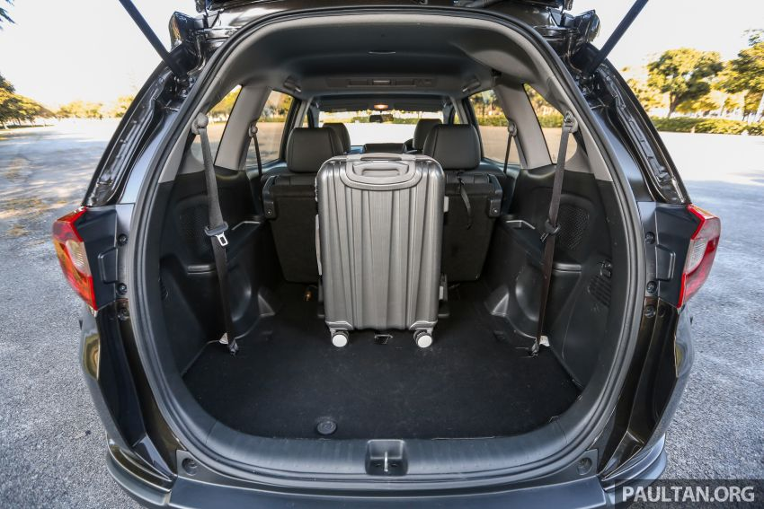 Driven Web Series 2019: affordable seven-seaters – new Perodua Aruz vs Honda BR-V vs Toyota Sienta Image #928612