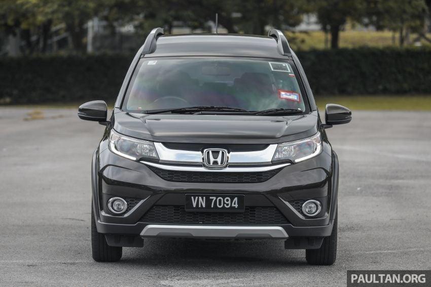 Driven Web Series 2019: affordable seven-seaters – new Perodua Aruz vs Honda BR-V vs Toyota Sienta Image #928591