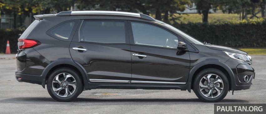 Driven Web Series 2019: affordable seven-seaters – new Perodua Aruz vs Honda BR-V vs Toyota Sienta Image #928593