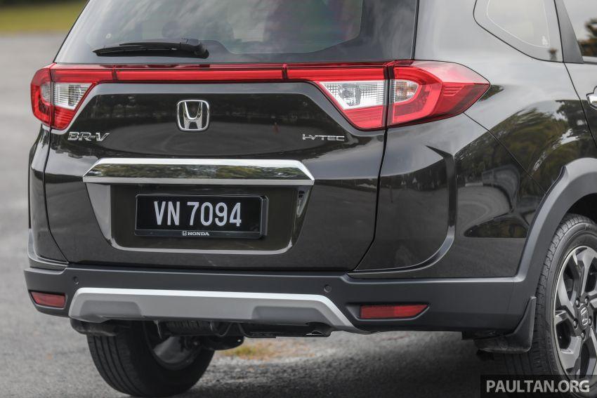 Driven Web Series 2019: affordable seven-seaters – new Perodua Aruz vs Honda BR-V vs Toyota Sienta Image #928596