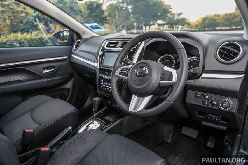 Driven Web Series 2019: affordable seven-seaters – new Perodua Aruz vs Honda BR-V vs Toyota Sienta Image #928622