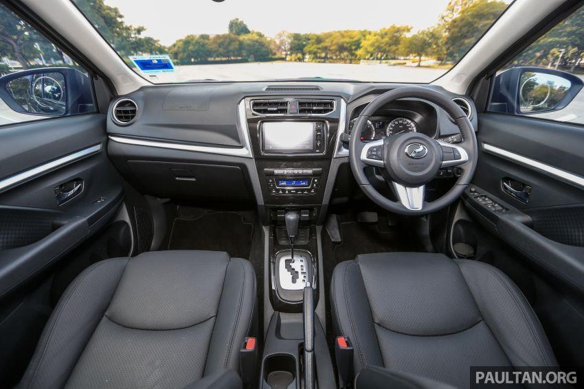 Driven Web Series 2019: affordable seven-seaters – new Perodua Aruz vs Honda BR-V vs Toyota Sienta Image #928623