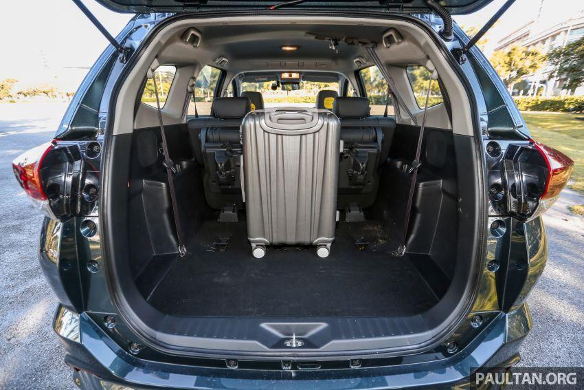 Driven Web Series 2019: affordable seven-seaters – new Perodua Aruz vs Honda BR-V vs Toyota Sienta Image #928636