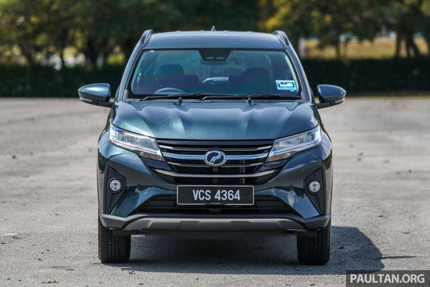 Driven Web Series 2019: affordable seven-seaters – new Perodua Aruz vs Honda BR-V vs Toyota Sienta Image #928615
