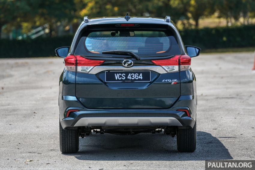 Driven Web Series 2019: affordable seven-seaters – new Perodua Aruz vs Honda BR-V vs Toyota Sienta Image #928616