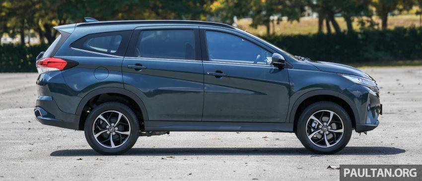 Driven Web Series 2019: affordable seven-seaters – new Perodua Aruz vs Honda BR-V vs Toyota Sienta Image #928617