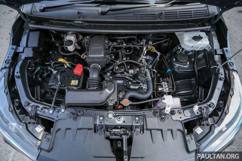 Driven Web Series 2019: affordable seven-seaters – new Perodua Aruz vs Honda BR-V vs Toyota Sienta Image #928621