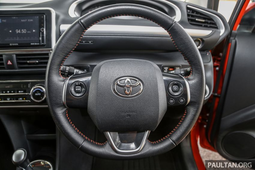 Driven Web Series 2019: affordable seven-seaters – new Perodua Aruz vs Honda BR-V vs Toyota Sienta Image #928649