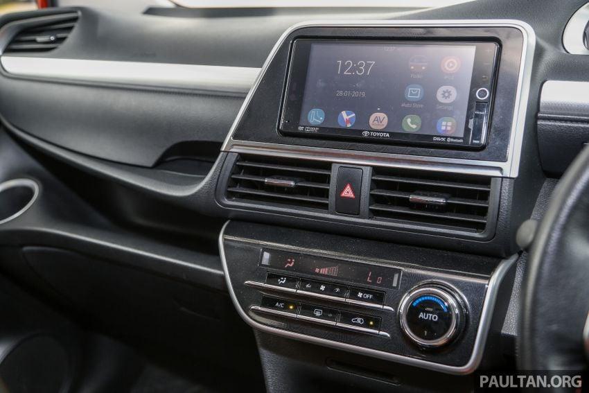 Driven Web Series 2019: affordable seven-seaters – new Perodua Aruz vs Honda BR-V vs Toyota Sienta Image #928651