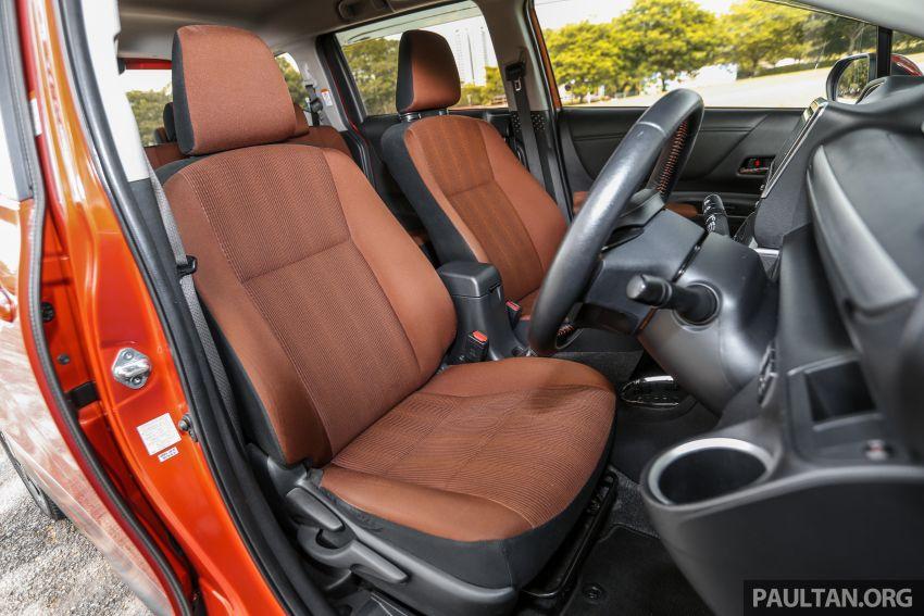 Driven Web Series 2019: affordable seven-seaters – new Perodua Aruz vs Honda BR-V vs Toyota Sienta Image #928654