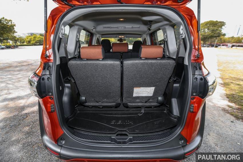 Driven Web Series 2019: affordable seven-seaters – new Perodua Aruz vs Honda BR-V vs Toyota Sienta Image #928657