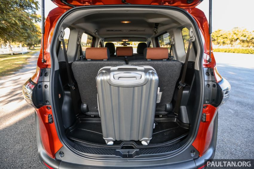 Driven Web Series 2019: affordable seven-seaters – new Perodua Aruz vs Honda BR-V vs Toyota Sienta Image #928658
