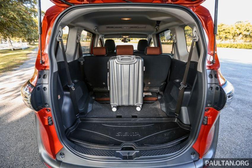 Driven Web Series 2019: affordable seven-seaters – new Perodua Aruz vs Honda BR-V vs Toyota Sienta Image #928659