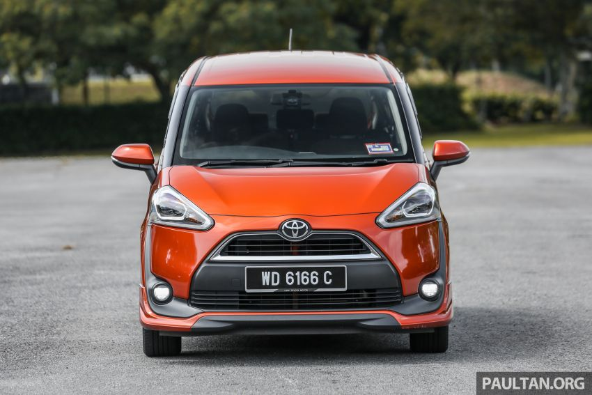 Driven Web Series 2019: affordable seven-seaters – new Perodua Aruz vs Honda BR-V vs Toyota Sienta Image #928639