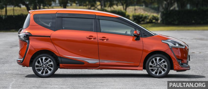 Driven Web Series 2019: affordable seven-seaters – new Perodua Aruz vs Honda BR-V vs Toyota Sienta Image #928641