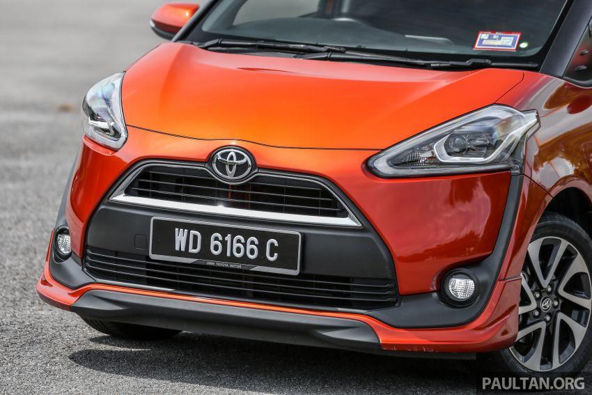 Driven Web Series 2019: affordable seven-seaters – new Perodua Aruz vs Honda BR-V vs Toyota Sienta Image #928642