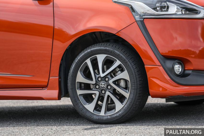 Driven Web Series 2019: affordable seven-seaters – new Perodua Aruz vs Honda BR-V vs Toyota Sienta Image #928643