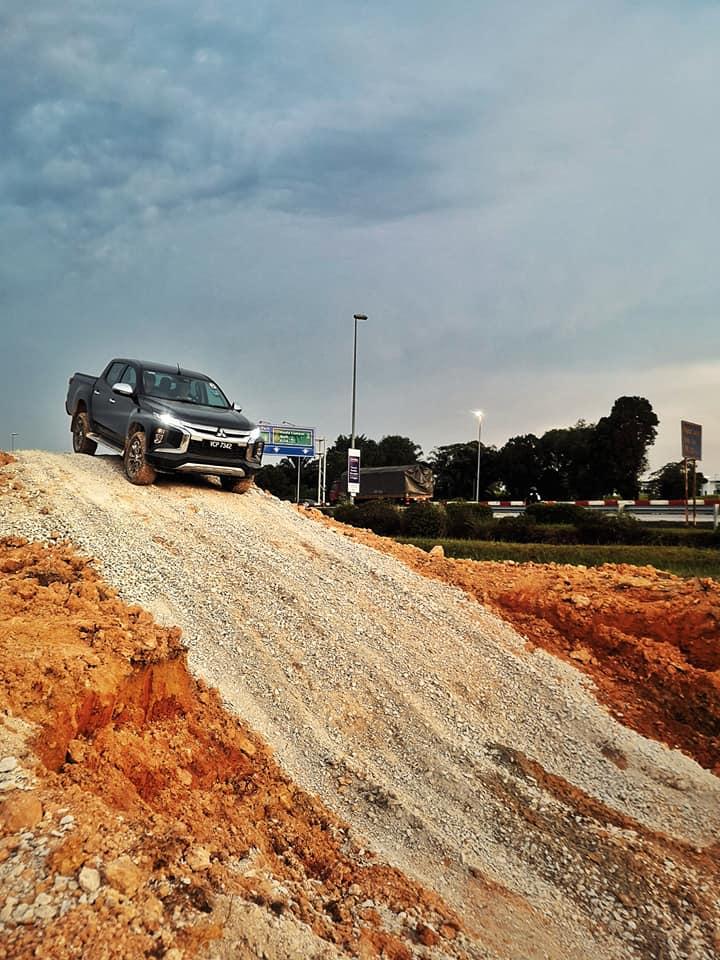 Mitsubishi 4Sure Thrill event in Setia Alam, March 9-10 Image #931030