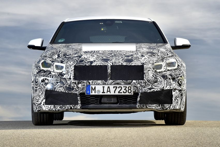 F40 BMW 1 Series previewed – front-wheel drive with more interior space, M135i gets 306 hp and AWD Image #939355