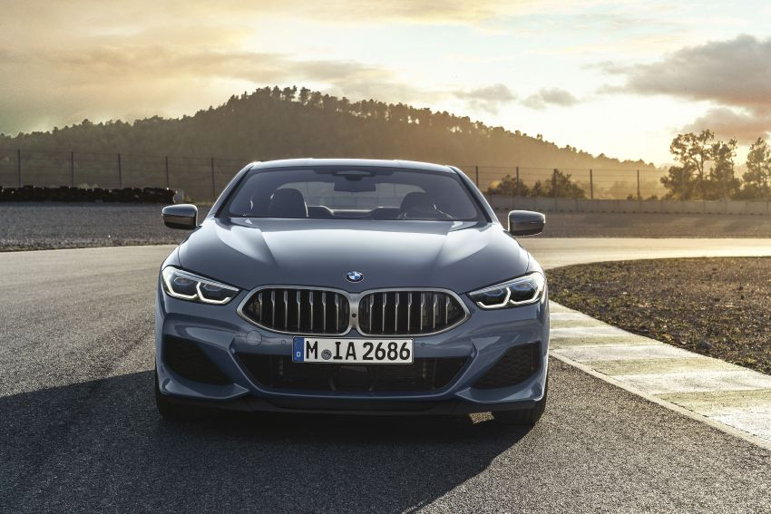 G15 BMW 8 Series launched in Malaysia – sole M850i xDrive variant; 530 PS 4.4L twin-turbo V8; RM1,088,800 Image #933506